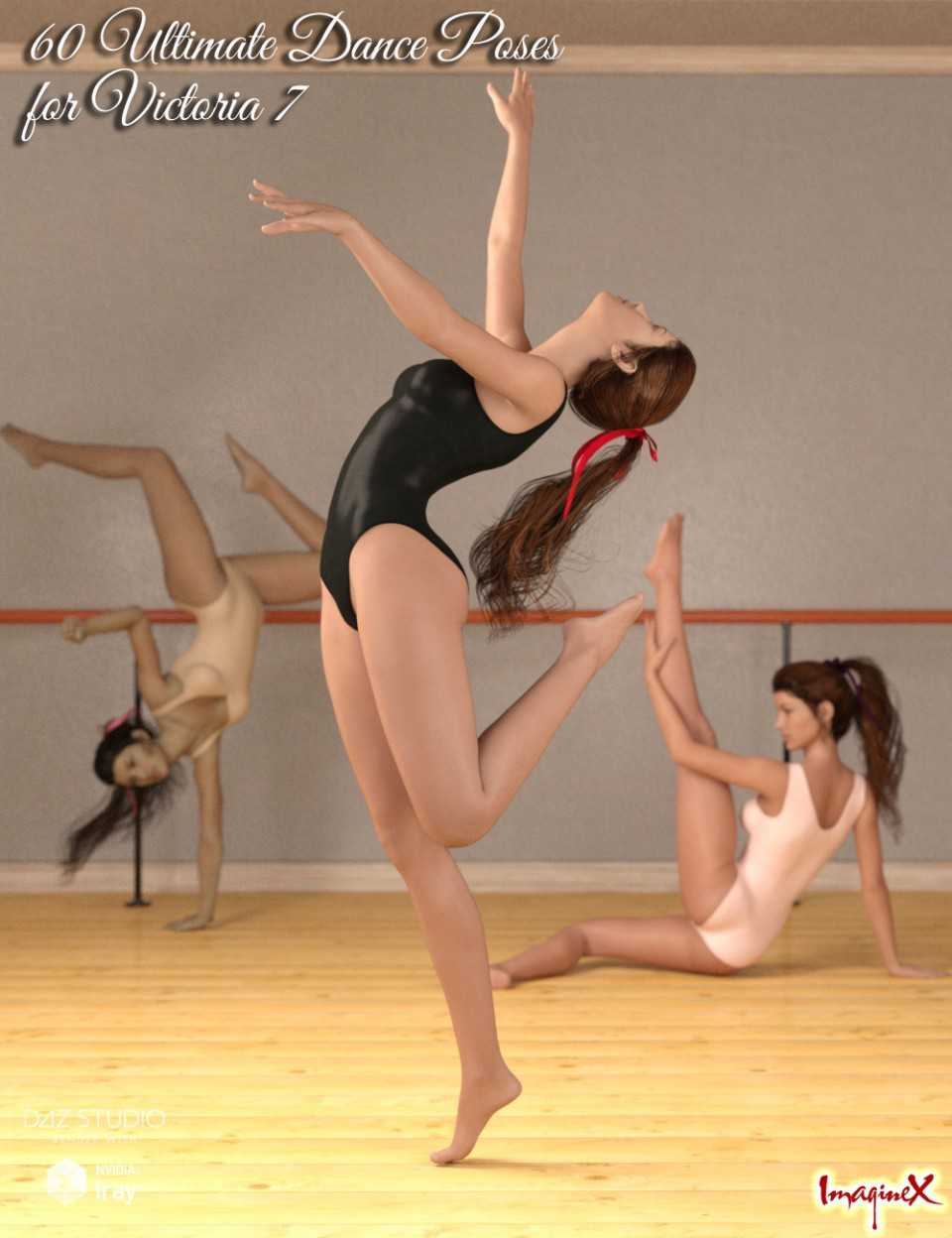 60 Ultimate Dance Poses for Victoria 7 & 8