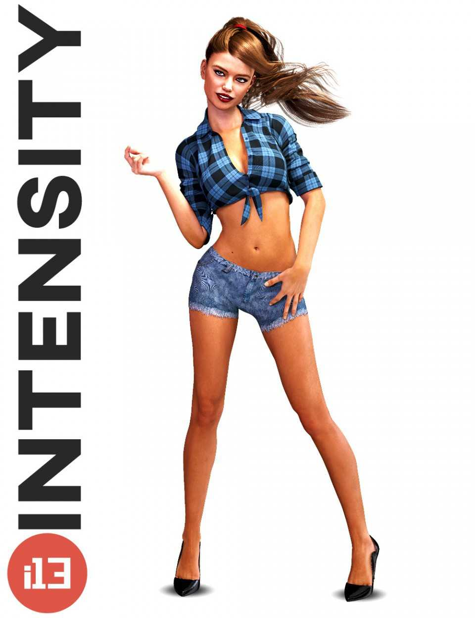 i13 Intensity Pose Collection for the Genesis 3 Female(s)