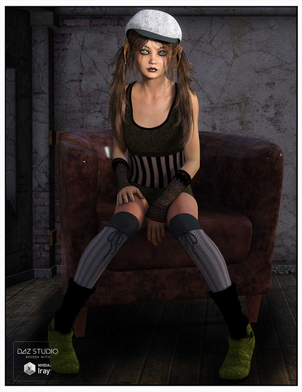 Miss Octavia´s Outfit Add-on