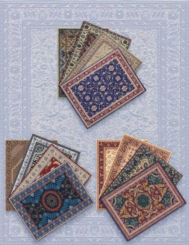 Persian Rug Collection