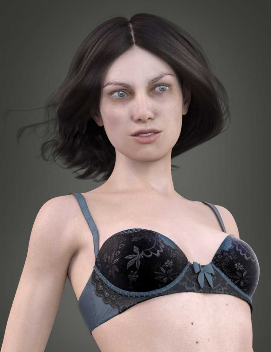 Lola for Genesis 3 Female