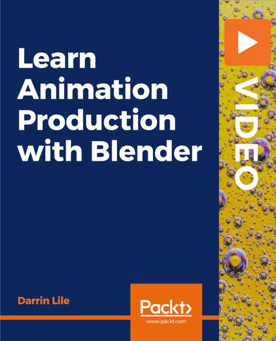 Learn Animation Production with Blender