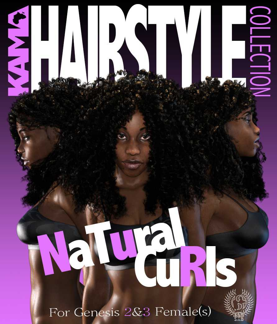 KHC NATURAL CURLS G2FG3