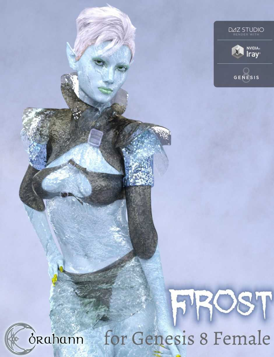 Frost for Genesis 8 Female