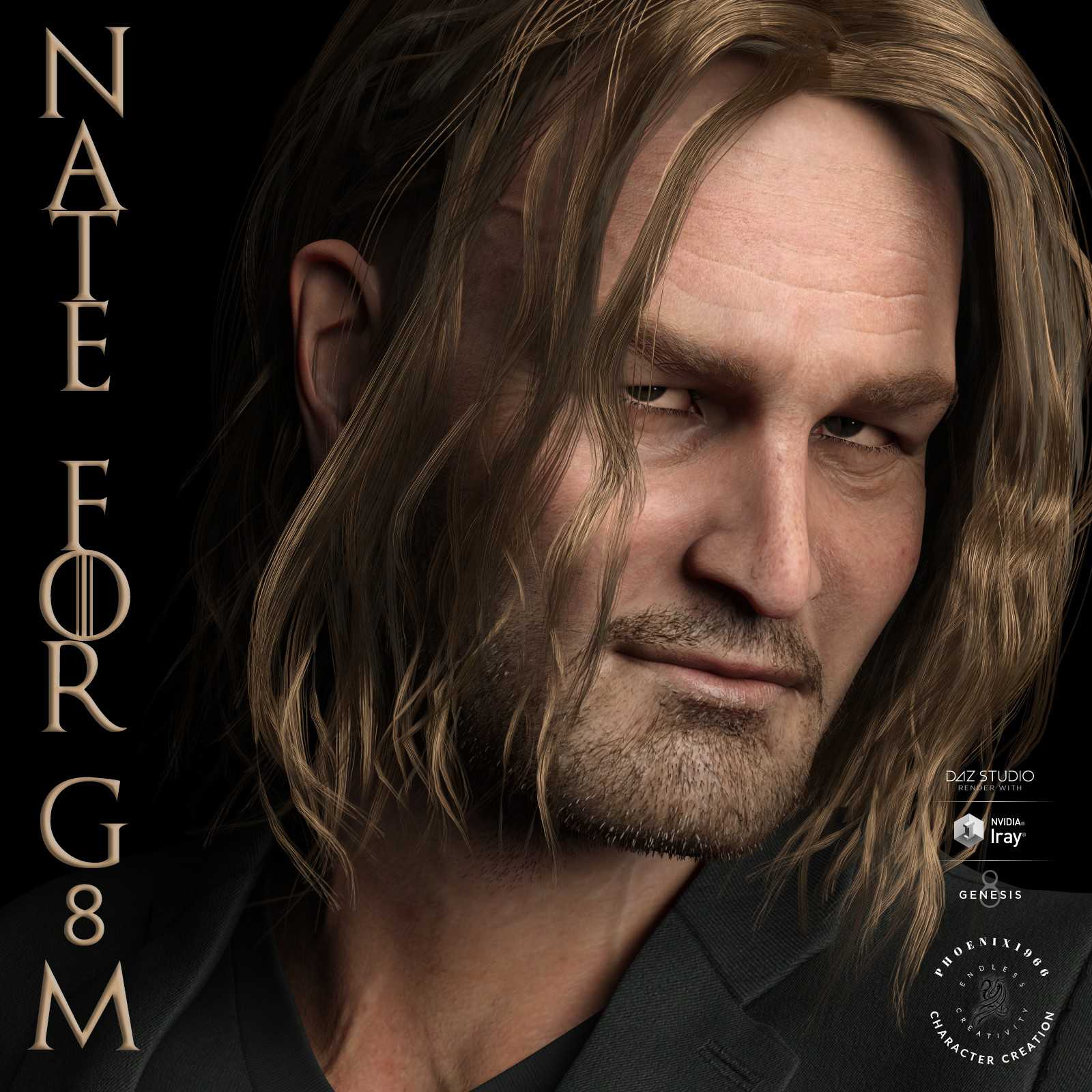 Phx Nate for Genesis 8 Male