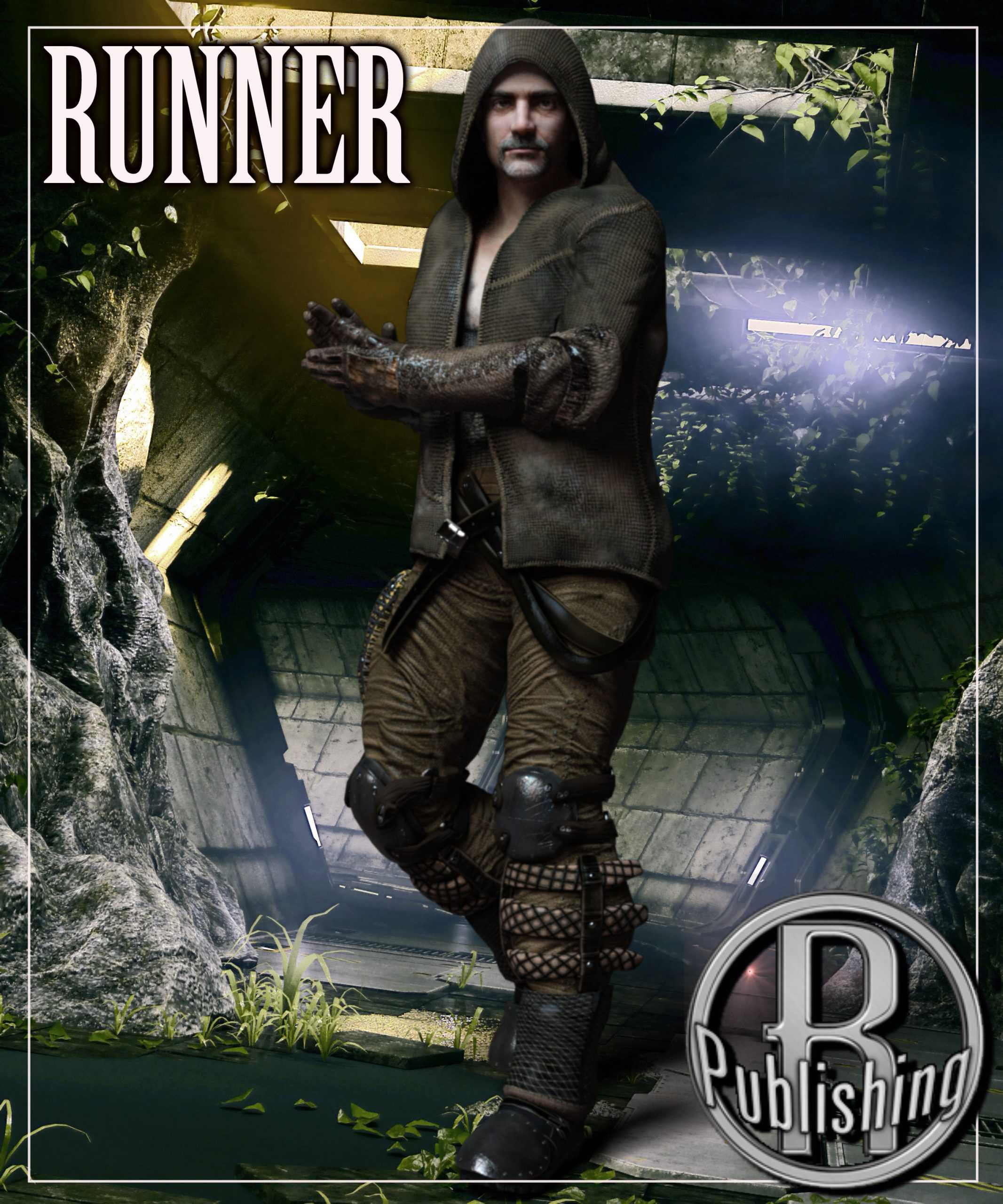 Outlanders The Runner – For DS & Genesis8 Male
