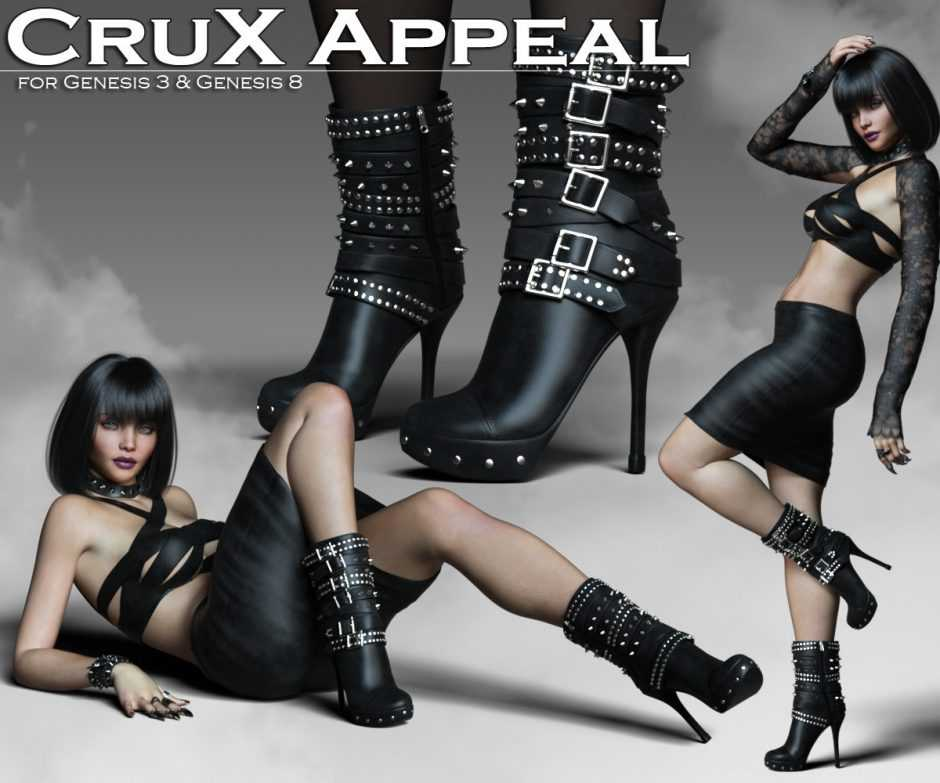 CruX Appeal for the G3 and G8 Females