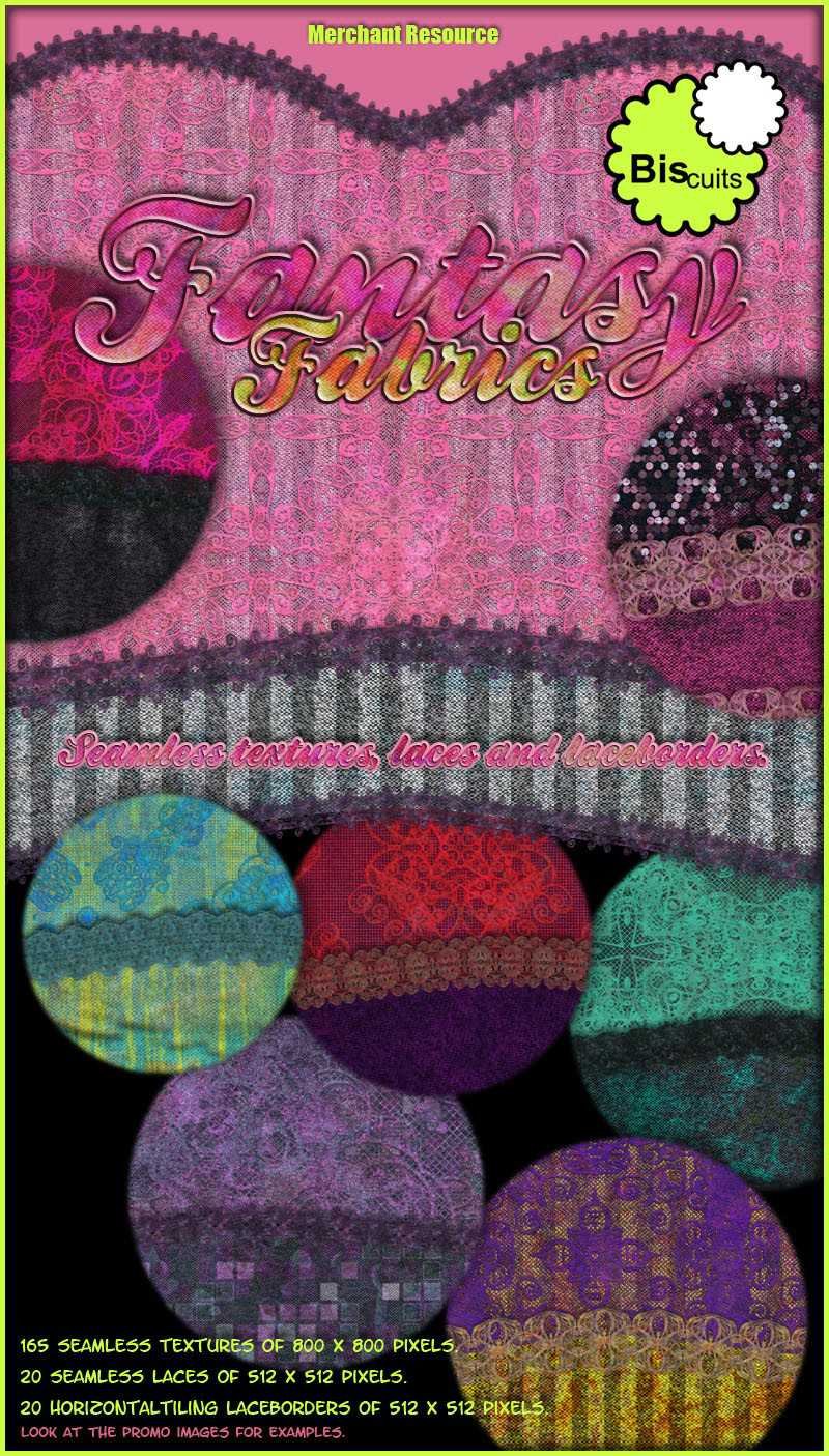 Biscuits Fantasy Fabrics Merchant Resource
