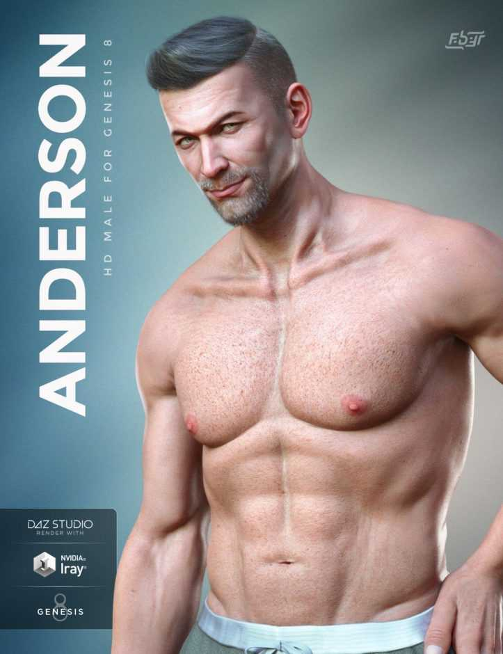 Anderson for Genesis 8 Male