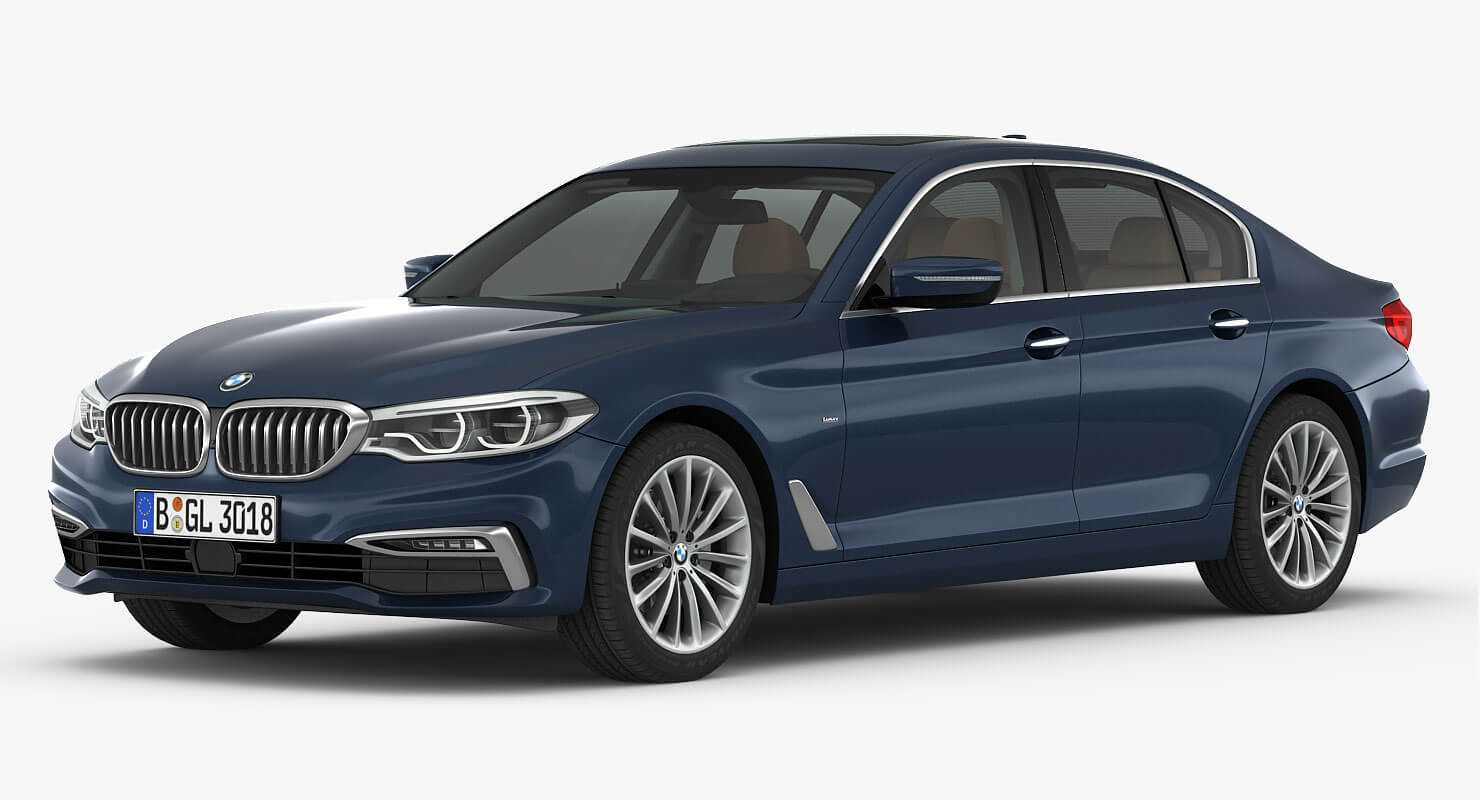 BMW 5-Series 530i Luxury Line 2017