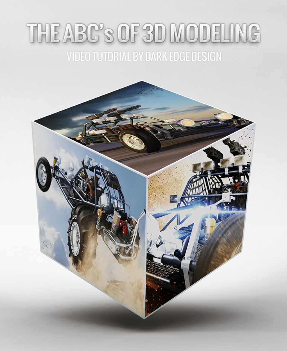 The ABC's Of 3D Modeling