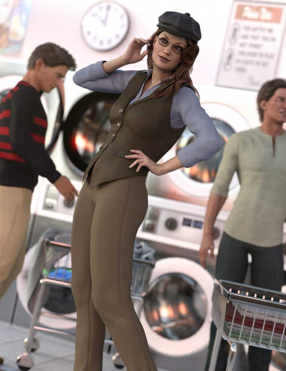 Casual Style for Genesis 3 Female(s)