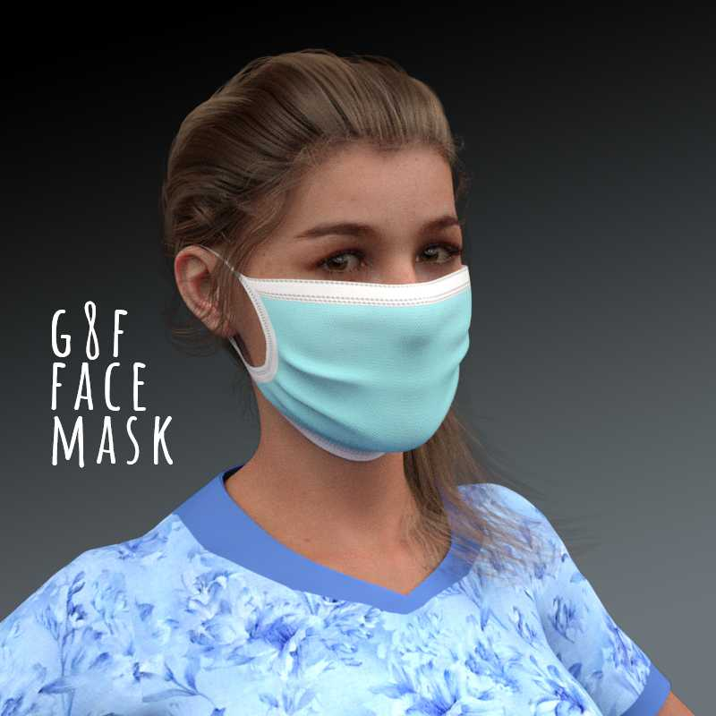 G8F Face Mask