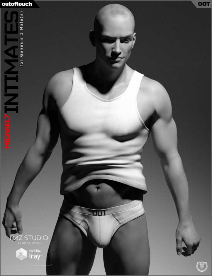 Michael 7 Intimates for Genesis 3 Male(s)