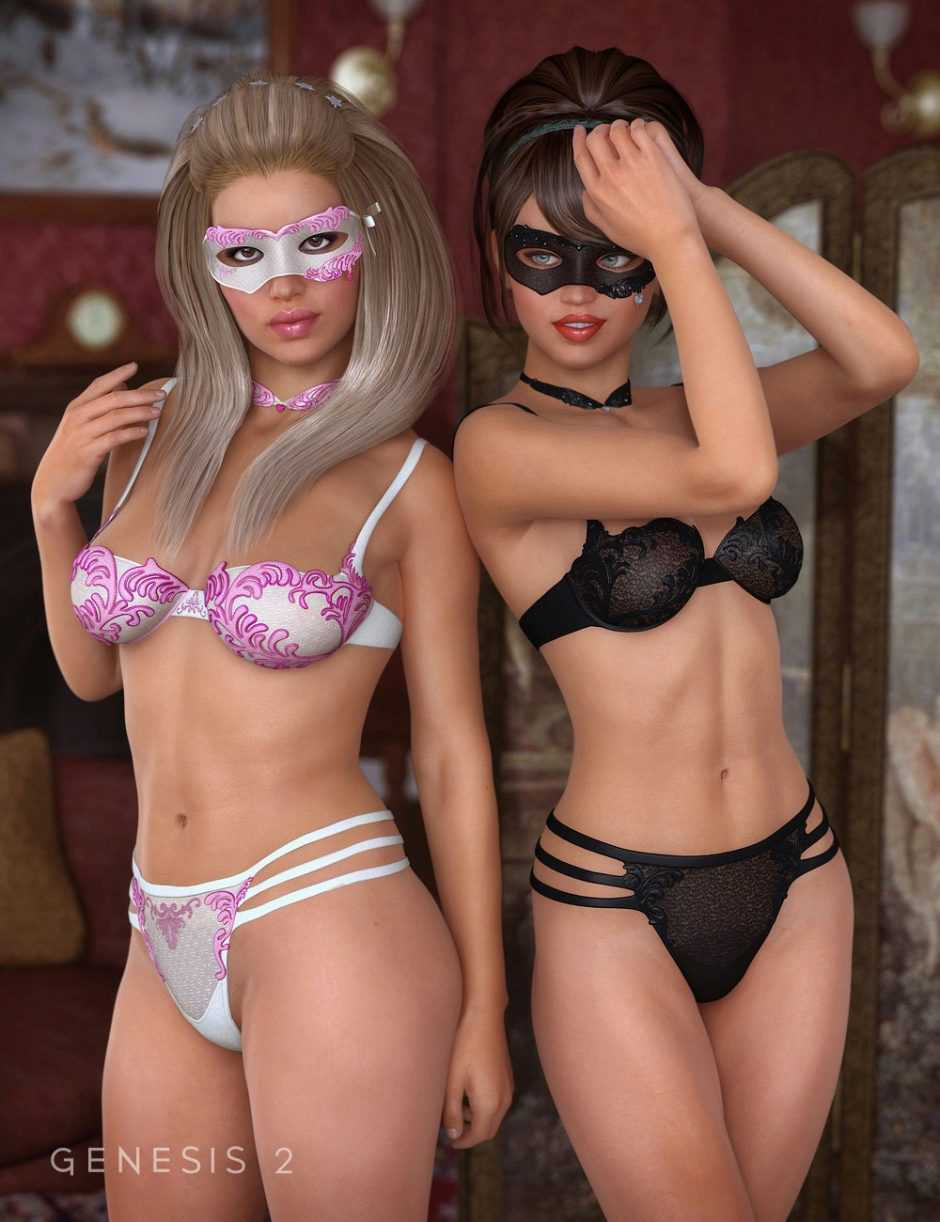 Tryst Lingerie Textures