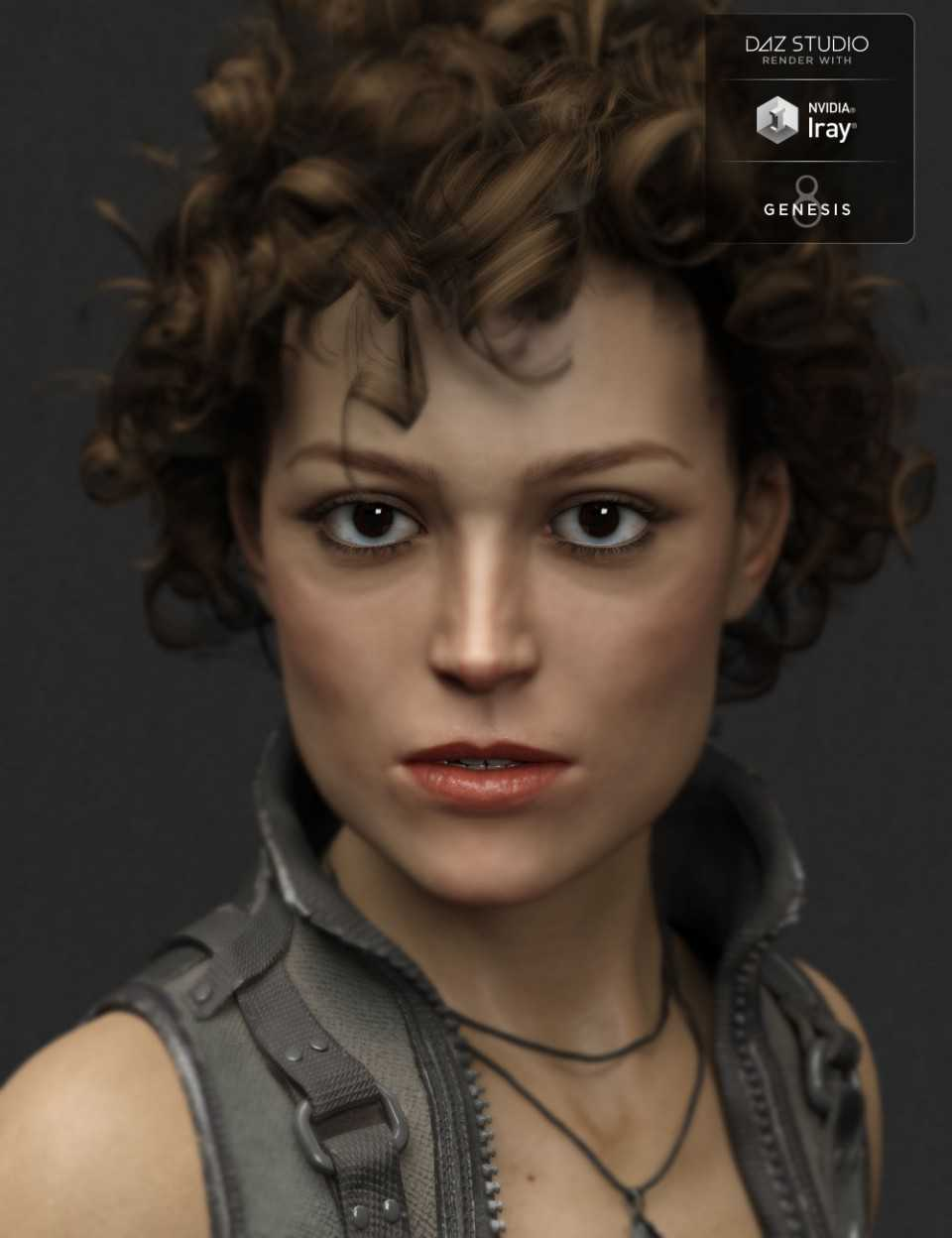 Revel HD for Genesis 8 Female