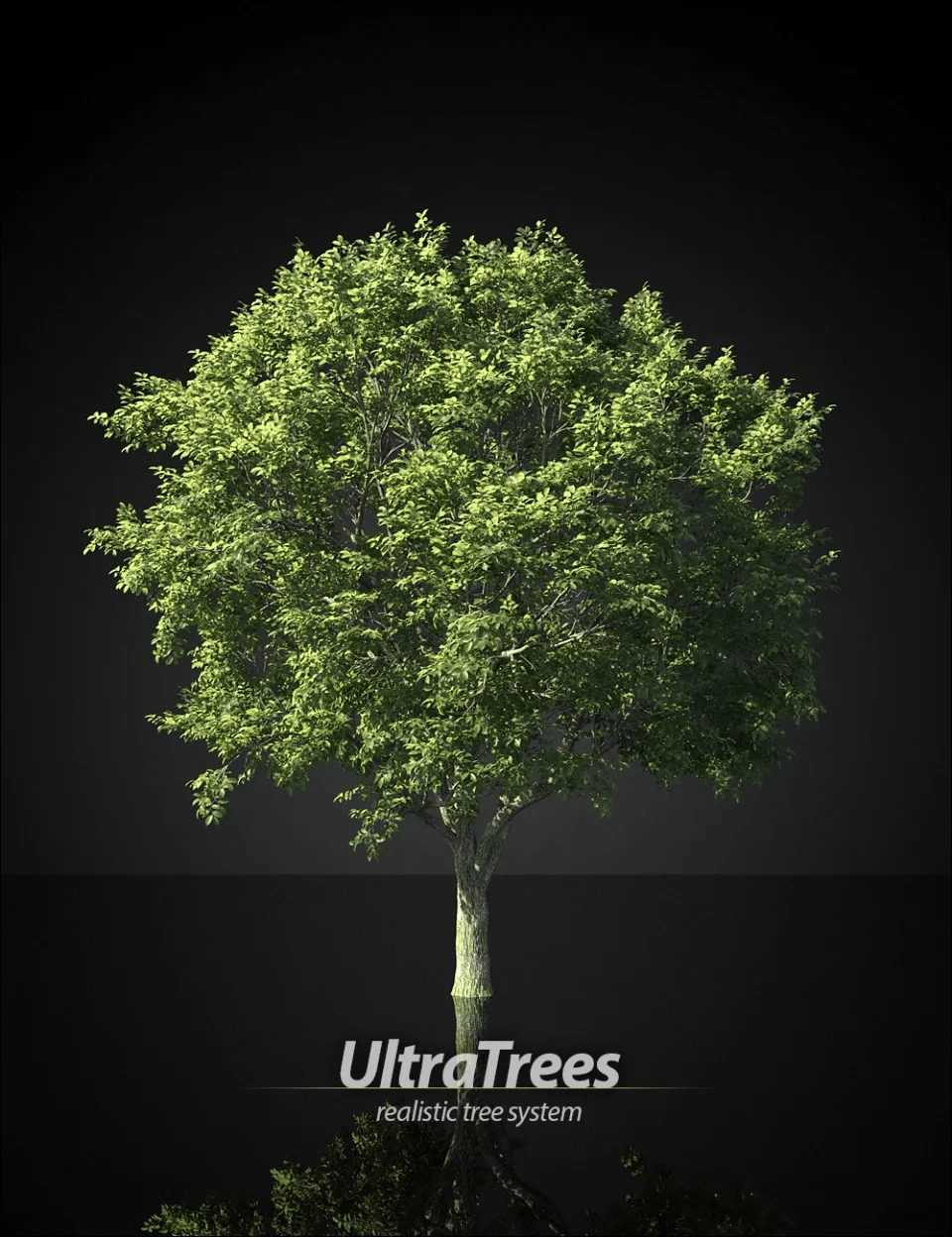 UltraTrees - Realistic Tree System